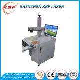 Máquina do gravador do laser da tabela de Ipg 20W para o acrílico
