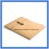 찢김 저항 듀퐁 Tyvek 종이 봉지 패킹을%s 가진 1개의 고정되는 OEM 선전용 선물 제품 모직 펠트 휴대용 퍼스널 컴퓨터 소매 부대