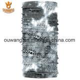 工場直売の方法デザイン習慣によって印刷される管のバンダナ