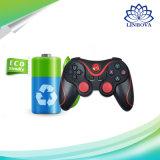 Regulador de la palanca de mando de Gamepad del teléfono de Bluetooth para PS3 y el teléfono elegante androide