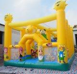Aufblasbarer Spaß-Stadt-Vergnügungspark für Verkauf