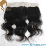 Body Wave Indian Remy Cheveux humains 360 Lace Frontal