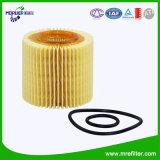 Filtro de petróleo de las piezas de automóvil 04152-37010 para Toyota