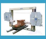 Puente CNC alambre vio la máquina de piedra / granito / mármol bloque de corte de la máquina