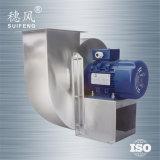 Industrieller zentrifugaler Ventilator des Edelstahl-Dz500