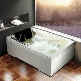 (K1212) Freestanding AcrylBadkuipen/de Badkuipen van de Draaikolk van de Massage