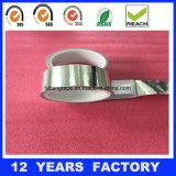 Acrílico del espesor 175mic que enmascara la cinta incombustible del papel de aluminio