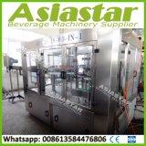 linha Carbonated pequena da máquina de enchimento da bebida do frasco 3000bph plástico automático