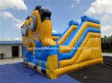 子供のための熱い販売の膨脹可能な警備員、膨脹可能なスライド、膨脹可能な跳躍の城