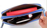 Saco de embreagem pequeno da bolsa de couro diagonal de Bangalor do verão