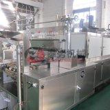 Terminar a linha de produção automática da maquinaria dos doces do Lollipop