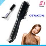 Ferramentas de endireitamento rápidas elétricas da escova de cabelo
