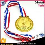 65mmのサイズの金の銀の青銅の安いスポーツのブランクメダル