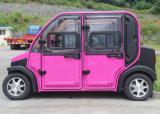 4 rueda Eco - coches eléctricos cómodos, pequeña potencia del motor del vehículo eléctrico 3kw