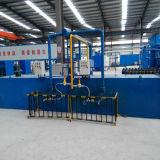 Fornace di trattamento termico per tutta la linea di produzione del cilindro di formati GPL