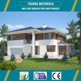 De largo usar casa viva de la estructura de acero de la vida