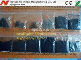 Pneumatico residuo che ricicla macchina, linea di produzione di gomma della polvere