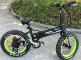 E-Bicicleta gorda muito quente da venda 4.0inch com bateria escondida