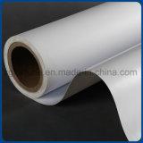 Coated знамя гибкого трубопровода PVC Frontlit цифров для точности напольный рекламировать высокой
