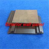 Panneau mural HDPE et fibre de bois WPC pour usage extérieur