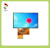4.3 Baugruppe LCD-Bildschirmanzeige des Zoll-TFT LCD mit Kontrast-Verhältnis 500