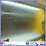 曇らされたガラス酸によってエッチングされるまたは織物ガラス