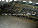 PVC上塗を施してある六角形の金網か金網の網