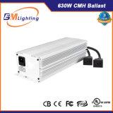 Sistemi di illuminazione completi a doppia fronte del riflettore/reattanza della serra 630W