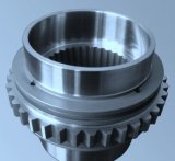 L'alluminio dell'OEM parte le parti di giro di CNC degli accessori di Machenical