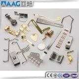 Pièces en aluminium fabriquées d'aluminium de Parts/CNC