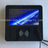 12 de Monitor van PC van het Scherm van de Aanraking van de duim met de Vingerafdruk van de Camera NFC voor School