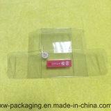 Casella libera su ordinazione di imballaggio di plastica per il prodotto del tè