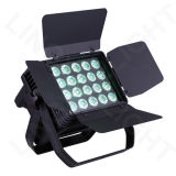 20X10W RGBW 4in1 impermeável ao ar livre PAR Can LED Light Stage