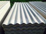 100% Cemento para no Asbestors fibra Hojas ondulantes de techo para el mercado de África