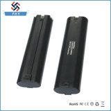 Reemplazo de la batería de la herramienta eléctrica 9.6V 2000mAh Mak-9.6 Ni-CD (b) para Makita