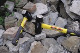 marteau en caoutchouc du coup 2lb mort avec l'injection en acier à l'intérieur pour le travail du bois