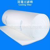 スプレー・ブースの天井フィルター材料または集じん器のファイバーガラスの空気天井フィルターロール