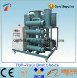 Machine de filtrage de déshydratation de pétrole de transformateur utilisée double par étape (ZYD-50)