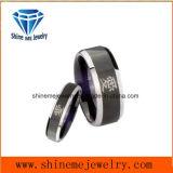 De Ring van de Vinger van de Manier van de Mensen van de Juwelen van het roestvrij staal (SSR2619)