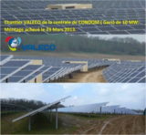 Modulo solare di alta efficienza di Csun265-60p poli