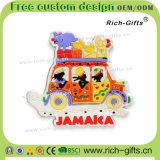 Dekoration kundenspezifische fördernde Geschenk-Kühlraum-Magnet-Andenken Jamaika (RC- JM)