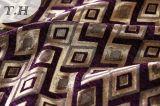 Ткань полиэфира 100 сплетенная синелем для софы