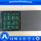 Indicador de diodo emissor de luz ao ar livre estável do módulo do trabalho P6 SMD3535 RGB
