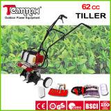 Agricultor/cultivadores 51.7cc /62cc/72cc/82cc con los certificados del Ce