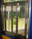 Aluminiumspitzenumlauf-Fenster-schiebendes Fenster