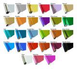 Laser-Wärmeübertragung-heißes stempelnde Folien-Kodierung-Farbband für Gewebe und Kleid kundenspezifische Farben