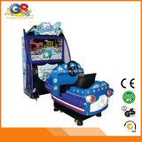 Máquina de juego video el competir con de coche de la arcada del simulador de la moneda de Dubai