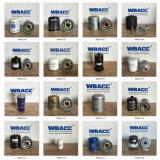 Elemento filtrante hidráulico de petróleo del excavador 424-16-11140