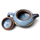 POT e tazze superiori cinesi del tè dell'insieme di tè della porcellana del grado