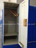 Casier en plastique de sauna d'ABS électronique imperméable à l'eau